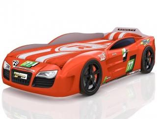Кровать-машинка Renner 2 оранж