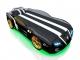 Кровать-машинка Romak SportLine черная купить