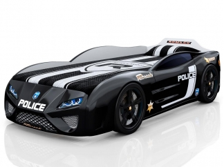 Кровать-машинка Romak Dreamer Полиция