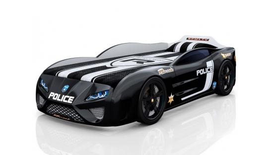 Кровать-машинка Dreamer Полиция