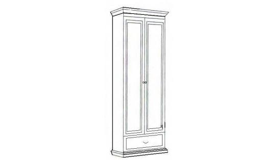 Шкаф 2-х дверный Лилия-модуль купить