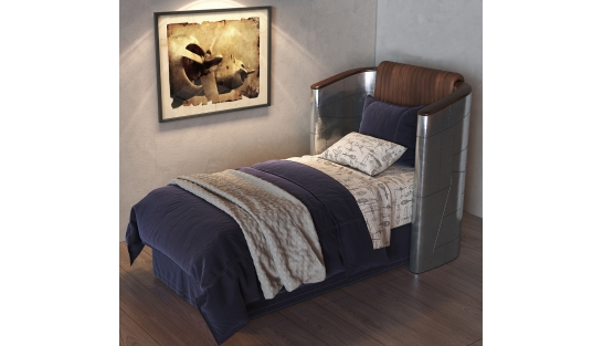 Кровать Aviator High Back Bed купить