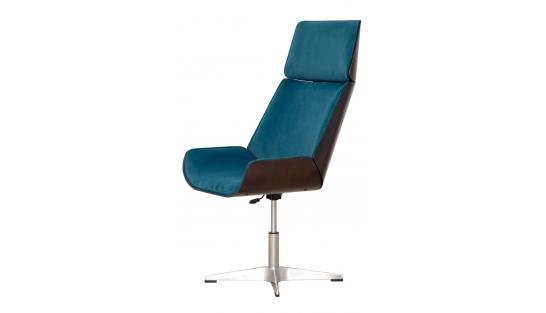 Кресло Oxford Бирюза купить