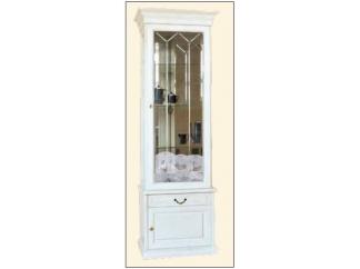 Шкаф с витриной 1-но дверный СОЛОМОН