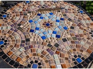 Мозаичный стол