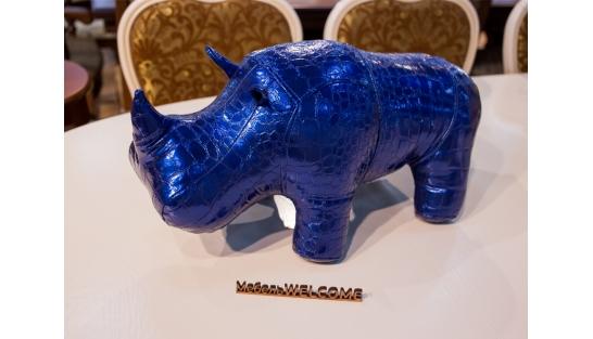 Носорог мини NW PLATY 4507 Синий купить