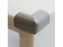 Защита от острый углов (1шт) серебро