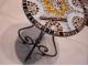 Стол с мозаичной столешницей Эрика_45 D40 купить