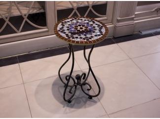 Мозаичный столик Эрика_46 D40