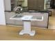Стол с плиткой Фатеж 3 117*70 , цвет Белый Микс купить