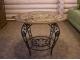 Стол с мозаикой Венский кофе_32С D100 купить