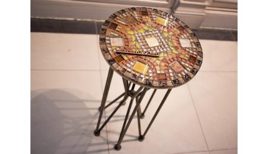 Мозаичный столик Эрика_47С D40 купить