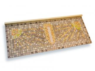 Столик декорированный мозаикой Ремих_16 112*45см