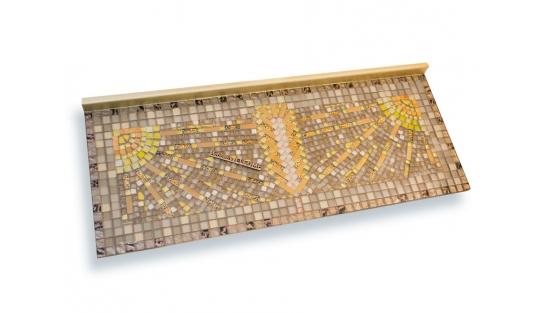 Столик декорированный мозаикой Ремих_16 112*45см купить