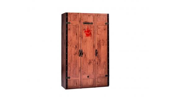 Pirate Шкаф трехдверный купить