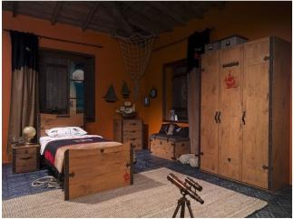 Pirate Кровать XL, сп. м. 120х200 -New!