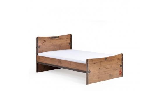 Pirate Кровать L, сп. м. 100х200 купить