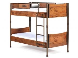 Pirate Кровать двухъярусная, сп. м. 90х200
