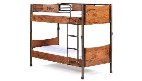 Pirate Кровать двухъярусная, сп. м. 90х200 купить