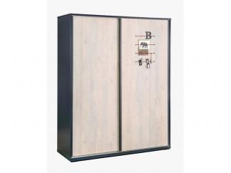 Trio Шкаф большой, со сдвижными дверями купить