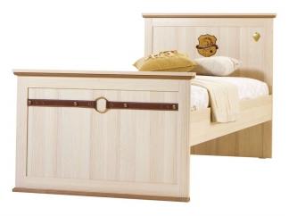 Royal Кровать L, сп. м. 100х200