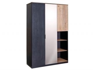 Black Шкаф трехдверный