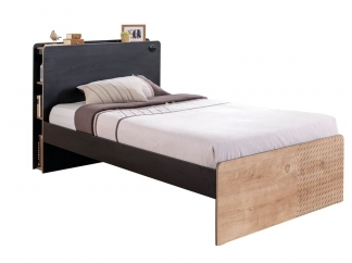 Black Кровать, сп. м. 120x200