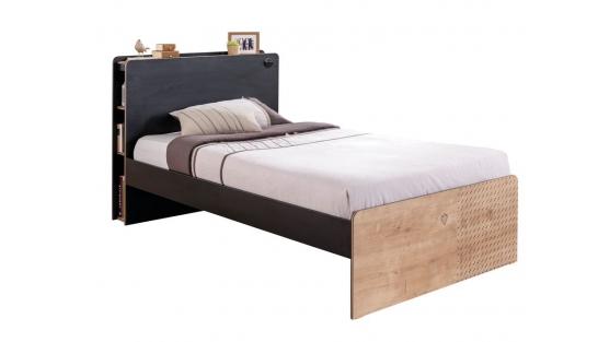 Black Кровать, сп. м. 120x200 купить