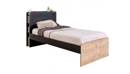 Black Кровать, сп. м. 100х200 купить