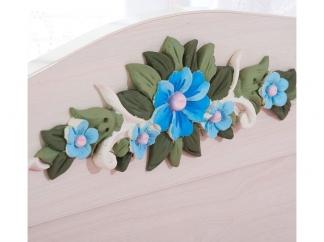 Flora Кровать L, сп. м. 100х200 купить