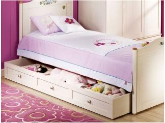 Flora Кровать выдвижная, сп. м. 90х190 купить