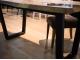 Стол речка Холон 6 из слэба карагача купить
