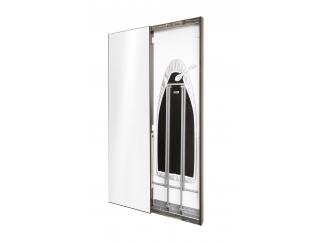 Гладильная доска купе с зеркалом ТАБУЛА S