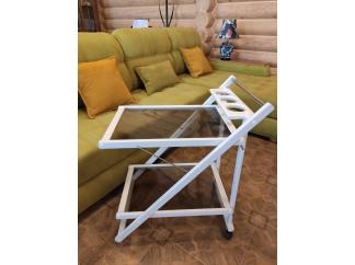 Сервировочный столик на колесиках Мебель Welcome ССК-Б-МЛ купить