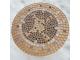 Стол круглый мозаичный Венский кофе_1 d50 купить