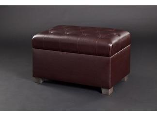 Банкетка Зара коричневая