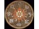 Журнальный столик мозаика