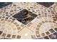 Стол обеденный с мозаикой