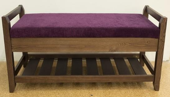 Ника (96 см) VelvetLux фиолет купить