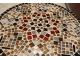 Журнальный столик мозаика Элиза_8 d50 купить