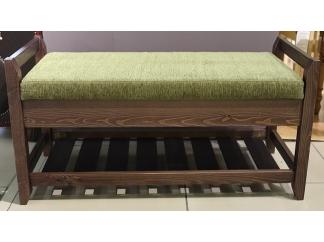 Ника (96 см) VelvetLux зеленая