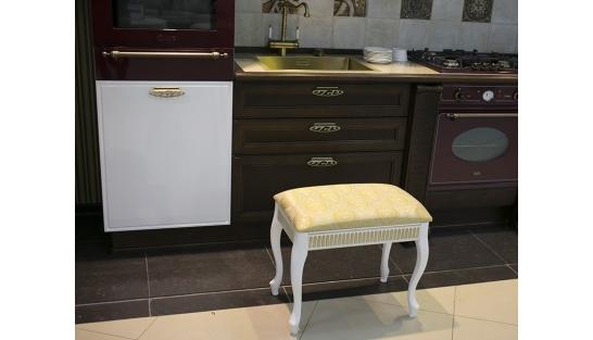 Б-7, белый с золотом, Премиум 9 (60 см) с ящиком  купить