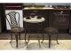 Столик отделанный мозаикой Luxury_3 d60 купить