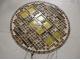 Круглая столешница мозаика
