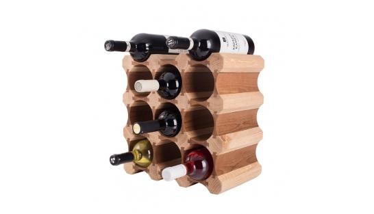 Полка для винных бутылок 12