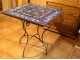 Стол с мозаичной столешницей Квадро_2 70*70см купить