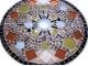 Столик с мозаичной столешницей Элиза_14 D50 купить