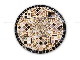 Журнальный стол мозаика Эрика_21 d40