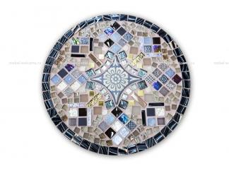 Журнальный стол мозаика Эрика_26 d40