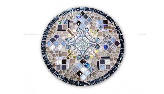 Журнальный стол мозаика Эрика_26 d40 купить